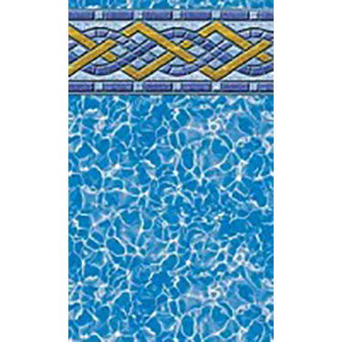 Clearwater pools pool liners brighton prism beaded for Ipg pool show