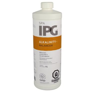 Clearwater pools water treatment products alkalinity for Ipg pool show